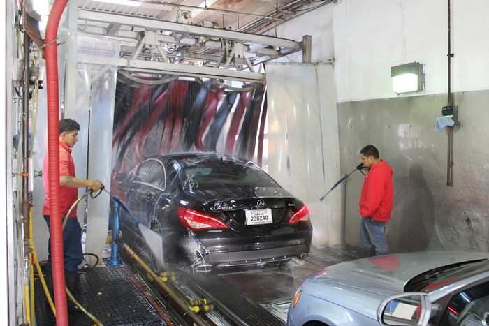 Brushless Car Wash >> Flagship Car Wash of Washington DC